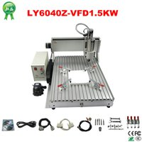 Wholesale Hot selling machine cnc engraving machine LY W Z VFD router cnc cutting machine furniture machine