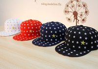 Wholesale European and USA American drag embroidery caps flat brim hip hop baseball women and men cotton fashion and trend hat