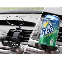 Wholesale Hot Universal Car Truck Air A C Outlet Folding Cup Bracket Bottle Drink Holders