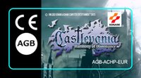 Wholesale 50pcs AGB CLASSIC GAMES Mix Order Castlevania Harmony of Dissonance