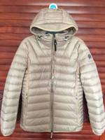 Cheap Spring super light weight down jackets para jumpers geena women down coats qltrade_2
