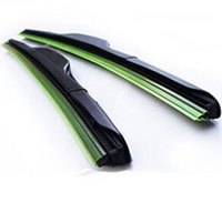 auto choice - DHL free Car Wiper Blade Natural Rubber Car Wiper auto soft windshield wiper any size choice in in Stock