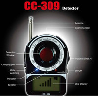Wholesale Anti Spy CC Full Band Detector Detection Camera Wireless Signal Pinhole Detector