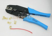 automotive clamp pliers - Flag terminal clamp DJD031 Elbow terminal clamp Automotive terminal crimping pliers