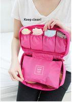 Wholesale 2014 HOT FASHION WOMEN TRAVEL BAGS MONOPOLY TRAVEL UNDERWEAR ORGANIZER BAGS COLORS WOMEN TRAVEL BAGS