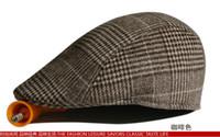 baker street - Men Women Peaked Cap Cabbie Newsboy Gatsby Flat Ivy Golf Baker Beret Flat Hat