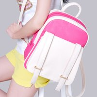 Wholesale Luggage hot women backpack female preppy style student school bag double shoulder female school bag travel bag