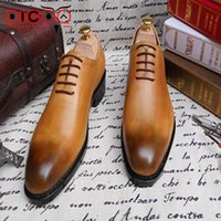 bespoke mens shoes - Premier mens leather shoes bespoke goodyear leather oxfords shoes mens goodyear welted dress shoes breather evening party shoes