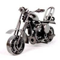 Wholesale Iron For Harley Davidson motorcycle models Prince home decorations ornaments creative birthday gift to send boys