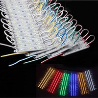 led module light - Reasonable Price SMD Waterproof LED Module Light Lighting Advertising Lights DC12V Cool Warm White Blue Red Green Yellow
