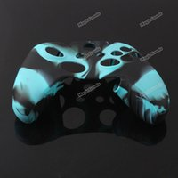 Cheap [High Quality][Brand New] Soft Camouflage Silicone Gel Rubber Case Skin Grip Cover for Xbox One Controller Hot