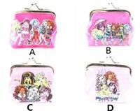 Wholesale Kids Purse Monster High Kids Wallet Girls Money Bag Kids Coins Bag Children Accessaories Christmas Gift