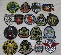 clothing labels - 2015 new hot labels badge clothes patch DIY decoration