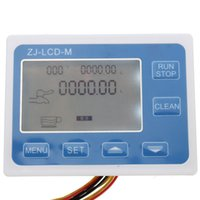 Wholesale High quality Flow Water Sensor Meter with Digital LCD Display control