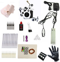 Cheap 1 Gun tattoo kit Best Beginner Kit  tattoo tube