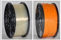 Cheap 2015 Different Color Plastic 1.75mm 3mm Abs Pla Hips 3d Printer for Filament Welding Rods for Makerbot Mendel, Prusa, Huxley, Bfb Series
