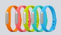 apple iphone alarm clock - 30 Mi Band Wearable Smart Bracelet Intelligent vibration Alarm Clock Tracker IP67 waterproof level For Xiaomi Mi4 iphone plus s