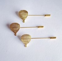 balloon brooch - 5pcs Unique Hot Fire Balloon Pins Brooches Cute Round Balloon Shape Design Brooch Pins Decor cmApprox