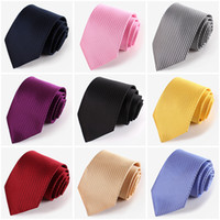 Wholesale 2015 Men s tie men dress fashion business professional ties to marry the groom tie han edition striped tie