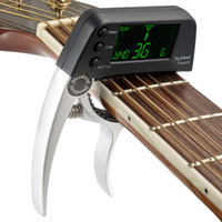 Wholesale Meideal TCapo20 Quick Change Key Capo Tuner Alloy Material for Acoustic Electric Guitar Bass Chromatic I1416