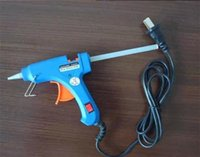 Wholesale Household Mini W V Crafts Glass Toys Ceramic handicrafts Dispensing Equipment Glue Gun Power Tools