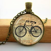 Middle Eastern antique maps - Vintage Bicycle Map pendant cyclist gift bicycle jewelry bicycle pendant antique bicycle biker P