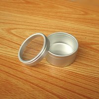 aluminum container foil - g pc empty aluminum containers with window lid for hand cream ointment storage ml metal container