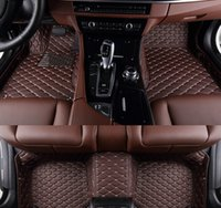 Wholesale Best quality Custom special floor mats for Dodge Ram non slip durable waterproof carpets for Ram