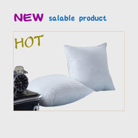 home decor fabric - 450g PP Cotton Nonwoven Fabrics Throw Pillow Inner Cushion Inner Cushion Core Insert Pillow Filler Sofa Decorative Square Decor Home Soft