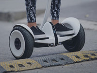 Wholesale Xiaomi No Bluetooth scooter mini Smart Wheel Electric self balance Scooter Mobile App Balance Car LED