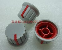 Wholesale Shelf color encoder potentiometer cap plastic band switch knob cap MM stalk Kong