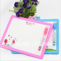 Wholesale Magnetic Multifunctinal Educational Black amp White Wooden board