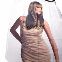 Wholesale Hair Care Salon Cutting Barber Hairdressing Cape for Haircut Hairdresser Apron Nylon Cloth Styling Tool Cap
