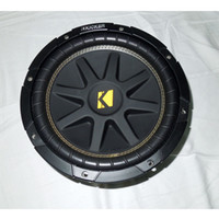 kicker subwoofer - car dvd American K brand KICKER comp10 double magnet inch subwoofer car speakers