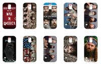 duck dynasty - Protective shell case for Samsung Galaxy S5 new duck dynasty series