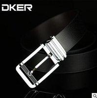 men's belts - 2016 new hip brand buckle l designer belts for men women genuine leather gold cinto belt v Men s