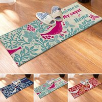 Wholesale Hot Sale Floor Mat Doormat Carpets For Living Room Bedroom Hallway Kitchen Washable Water Absorbent Rug and Carpets JI0061