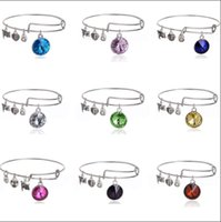 men jewelry accessory - Super Fashion Color Charms Bracelets Vintage Alex And Ani Bangles Chain Women Men Summer Jewelry Accessories High Quality AF161