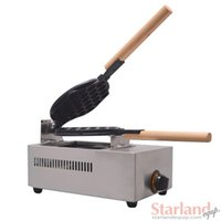 bakers equipment - Stainless steel QQ egg waffle baker gas waffle machine Electric Egg Waffle Maker In Bakery Equipment