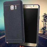 mobile phone silicone case - For Samsung Note Case Flexible Soft Silicone Shell Back Cover For Samsung Galaxy Note N920K N920A Mobile Phone Cases Capa