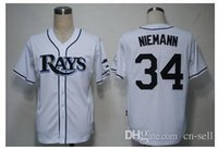 american jeff - 30 Teams New New Top quality Tampa Bay Rays Jeff Niemann American L