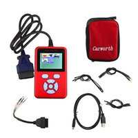 asia c - New Arrival Carworth C100 C Universal OBDII Gasoline Scanner For Europe USA Asia Car Models CAN BUS with DHL