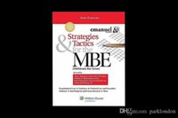 bars dvd - 2016 new hot book Strategies Tactics for the MBE Fifth Edition Emanuel Bar Review th Edition
