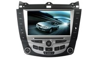 accord gps - 8 inch Special Car DVD Player For Honda accord with GPS IPOD Bluetooth High definition screen