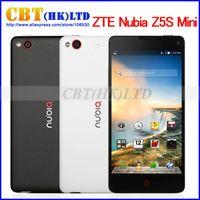 Wholesale Original Zte Nubia Z5S Mini slim G Mobile phone Quad Core x720P MP Android Bluetooth GPS WiFi