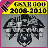 Wholesale In Stock Heymanspeedmotor Unpainted Unpolished Fairings Injection Mold For Suzuki GSXR600 GSX R GSXR K8 S68H00