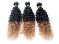 Cheap Brazilian Ombre Curly Best Ombre Human Hair