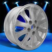 Wholesale 2015 New quot x quot Alloy Car Wheels Rim Silver fit for Toyota Camry Offset USA Stock