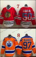 xxxl size - Connor McDavid CCM Throwback Vintage Jersey Cheap ICE Hockey Jerseys Heritage Stitched Size