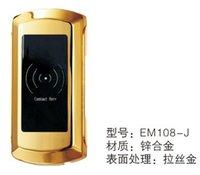 bath lock - Xi Ya Hardware bath sauna card lock sensors lock lockers lock club Cabinet Lock